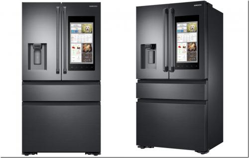 Samsung Family Hub 2.0 冰箱 讓冰箱告訴你要買什麼食材