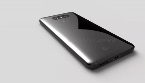 LG G6實機曝光 確認搭載18:9長比例螢幕與雙鏡頭相機模組