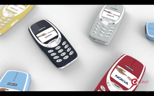 神機不死 早在三年前Nokia3310就傳出復刻