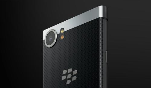 QWERTY鍵盤智慧型手機BlackBerry KEYone MWC 2017展前搶先登場