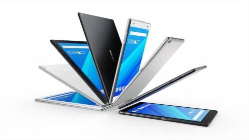 高續航力與大尺寸螢幕 Lenovo Tab 4發表亮相