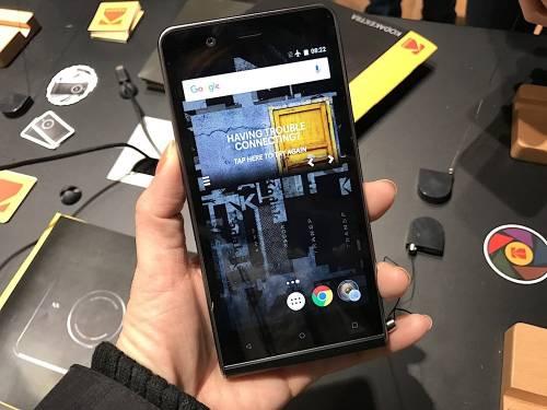 是數位相機?還是智慧型手機?Kodak Ektra MWC 2017登場