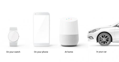 一起來認識聰明的語音助理 Google Assistant