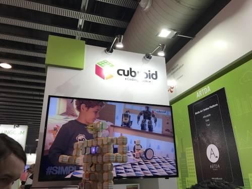 發揮你的想像力 讓Cubroid實現積木可動夢想