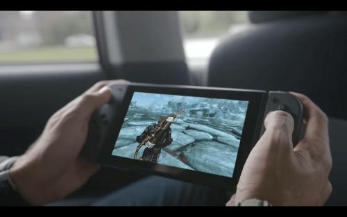 Nintendo Switch 「目前」無法透過記憶卡方式轉移遊戲進度