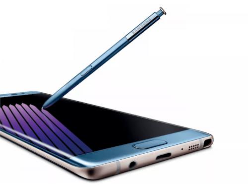 Galaxy Note 8曝光 傳內部代號為「Great」