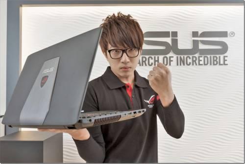 與電競實況主 Winds 暢談 ASUS ROG GL552VW 電競筆電流暢體驗