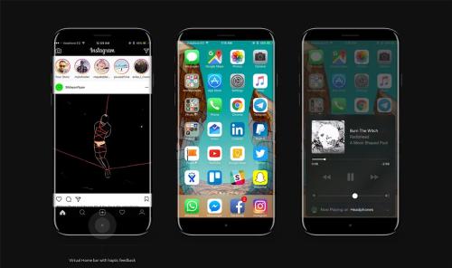 外型模擬圖曝光 傳iPhone 8實機可能長這樣?