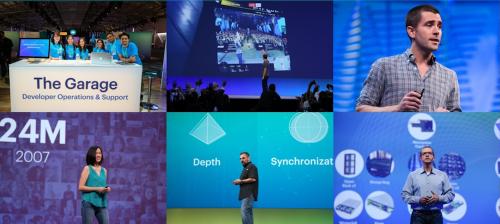 2017 Facebook F8開發者大會 VR虛擬實境與AI人工智慧將將成為最大亮點