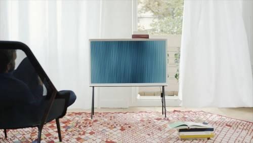 是電視更可以是藝術品 Samsung The Frame TV由設計出發