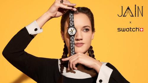 Swatch打造自家智慧手錶系統 預計2018上市