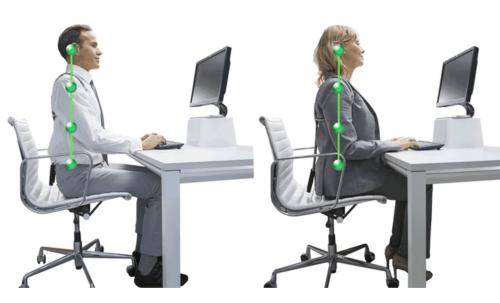 你有坐姿或站姿不良的問題嗎?ERGO姿勢矯正器可幫助調整姿勢