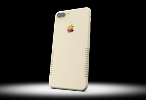 濃濃復古風! Apple iPhone 7 Plus Retro 限量推出