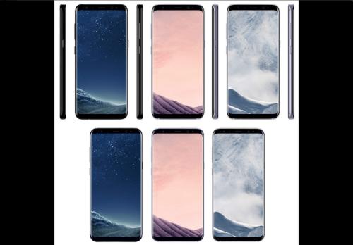 Galaxy S8 S8+預計推出三種顏色 連同售價悄悄曝光