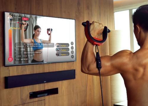 小米眾籌新靚品 健身器材也走智慧科技風