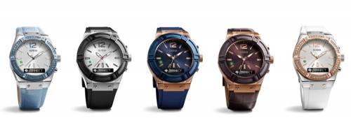 GUESS最新智慧型手錶Connect 將於秋 冬上市