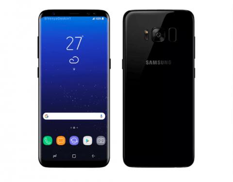 第五色現身 據傳三星預計推出藍色版Galaxy S8 S8+