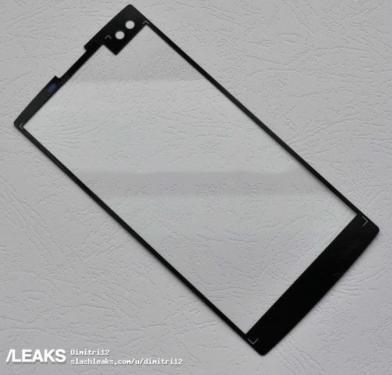 LG V30面板曝光 將延續副螢幕設計與回歸雙自拍鏡頭