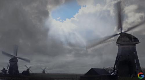 [愚人節] Google宣佈Wind計畫 透過機器學習來改變天氣