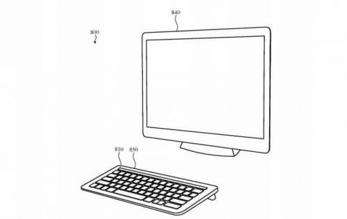 蘋果專利通過 Magic Keyboard上有望加入Touch Bar