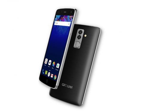 全球首款四鏡頭手機 Alcatel Flash發表亮相