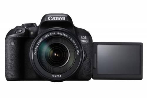Canon推出EOS 77D與EOS 800D 集輕巧 功能與操控於一身