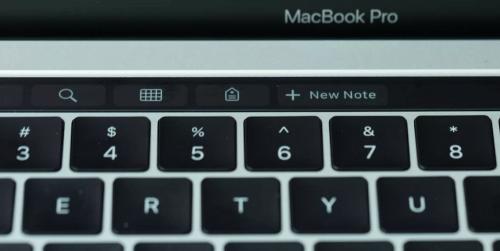 Evernote推出更新 將全面支援MacBook Pro Touch Bar快捷功能