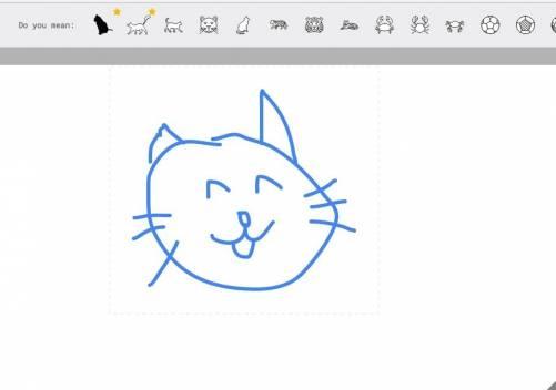 Google AI再進化 AutoDraw為你「畫」出你想畫的任何圖案