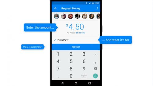 聚餐不怕被賴帳 Facebook Messenger推出群組付款服務