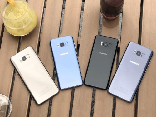 三星Galaxy S8 S8+即將上市 預購數量將會超越Galaxy S7 S7 edge