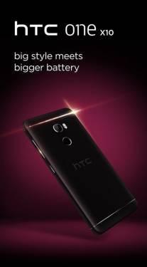 搭載更大容量電池?HTC One X10渲染圖曝光
