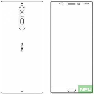 Windows Phone時期設計語言再現 Nokia 8 Nokia 9設計圖草稿曝光