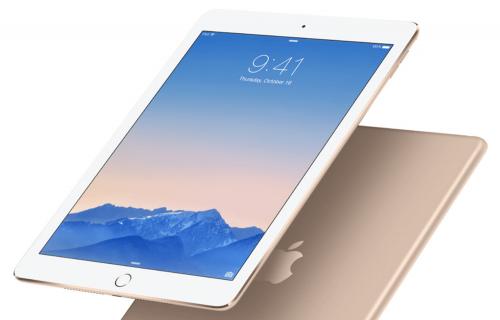 iPad 4故障送修 Apple免費升級更換iPad Air 2