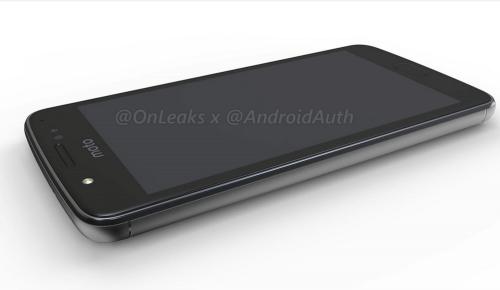 5000mAh大電量入門手機 Moto E4 Plus外型曝光