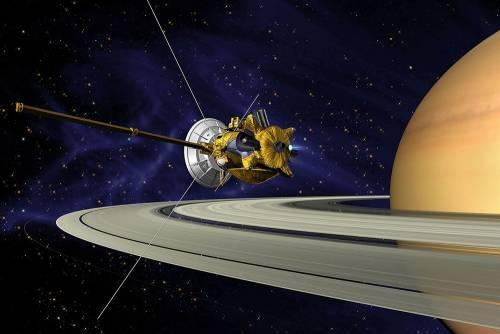 卡西尼號太空船 集結各國太空總署心血結晶 迎向太空最後任務!