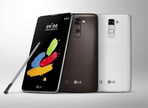LG宣布2016 MWC再發新機 觸控筆機款Stylus 2確定亮相