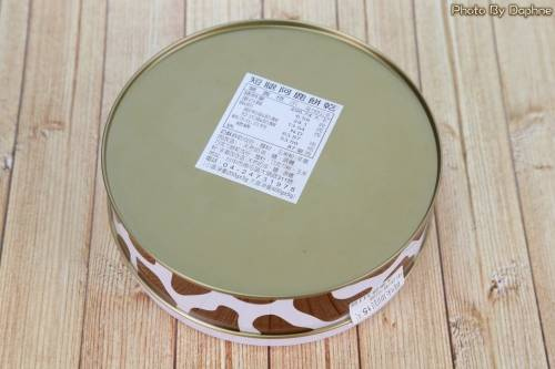 台中美食 伴手禮 短腿阿鹿餅乾 用簡單原物料做出好味道