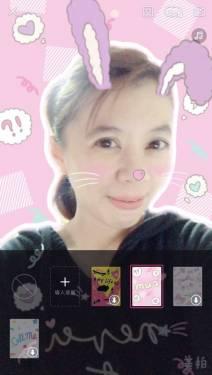 美拍app全新「百變背景」 首創超萌AR特效與背景隨意換!