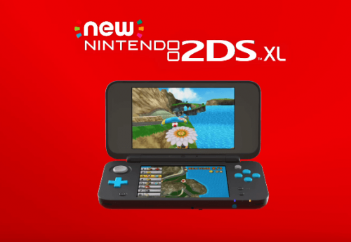 任天堂 Nintendo 最新掌機 2DS LL XL 確定7月上市