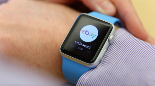 傳Google Maps eBay Amazon 3款App 已默默的從Apple Watch中下架