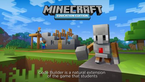 微軟推出Minecraft: Education版本 編寫程式技巧從小開始!