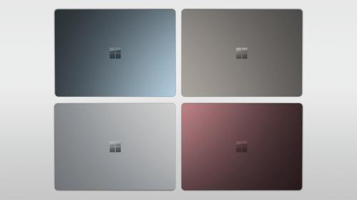 為教育而生 微軟推出全新Surface Laptop筆電