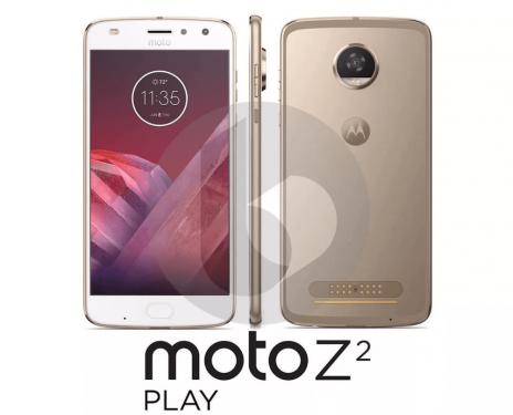 6mm極致輕薄機身 Moto Z2 Play規格曝光