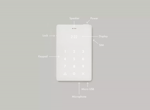 回歸極簡 Light Phone預計五月底美國上市