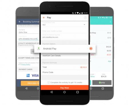 靠一張臉辨識即可付款 傳Android Pay將支援臉部辨識認證功能