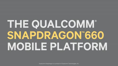 針對中階智慧型裝置 高通推出Snapdragon 660與Snapdragon 630處理器