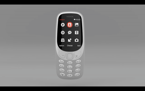 Nokia 3310即將在5月24日上市 正式公佈首賣國家
