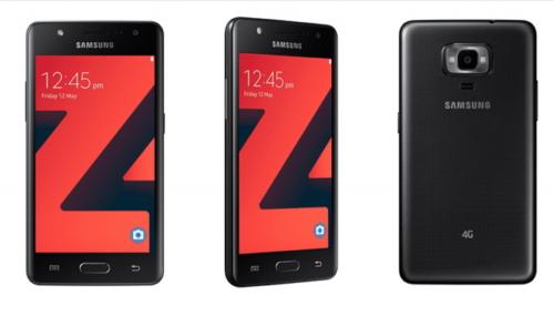 三星於印度市場推出搭載Tizen系統平價手機 Samsung Z4