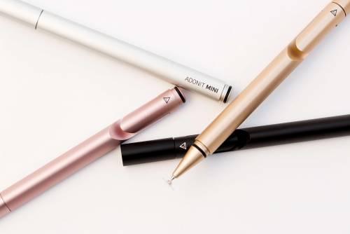 Adonit推出全新一代時尚輕巧Mini隨行觸控筆