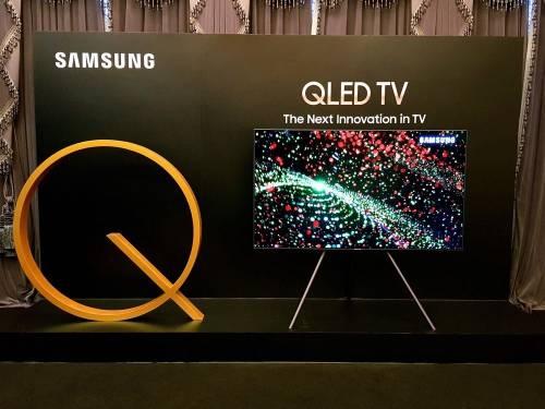 三星 2017 QLED 量子電視全系列重磅登台!